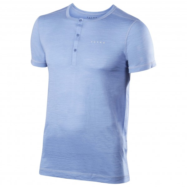 Falke - TK Silk-Wool Shirt S/S - T-shirt