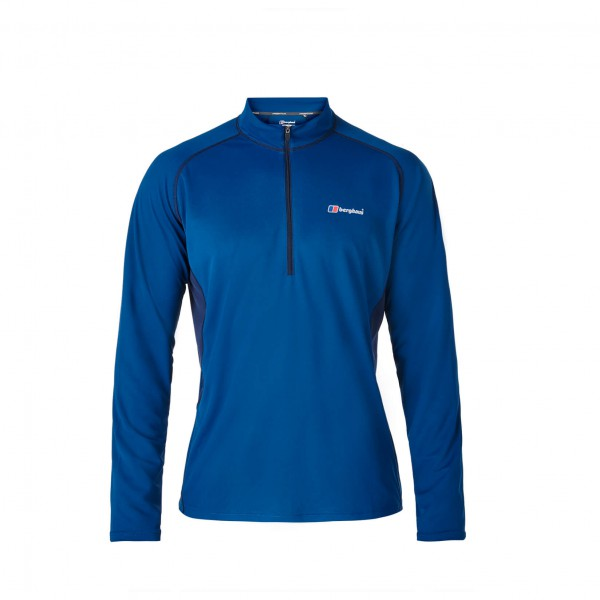 Berghaus - Tech Tee Base Zip - Synthetic underwear
