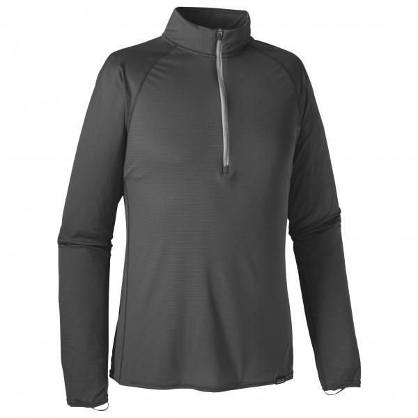 Patagonia - Cap Lightweight Zip-Neck - Syntetisk undertøj