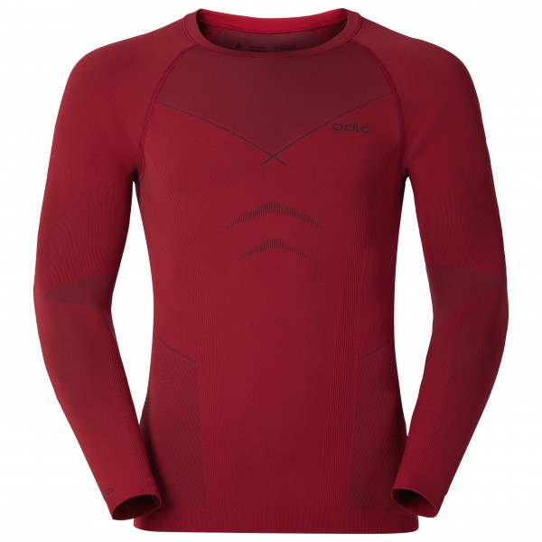 Odlo - Shirt L/S Crew Neck Evolution Warm
