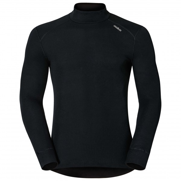 Odlo - Shirt L/S Turtle Neck Warm - Syntetisk undertøj