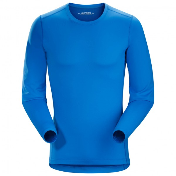 Arc'teryx - Phase AR Crew L/S - Synthetic base layer