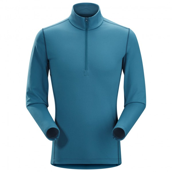 Arc'teryx - Phase AR Zip Neck L/S - Synthetic base layers