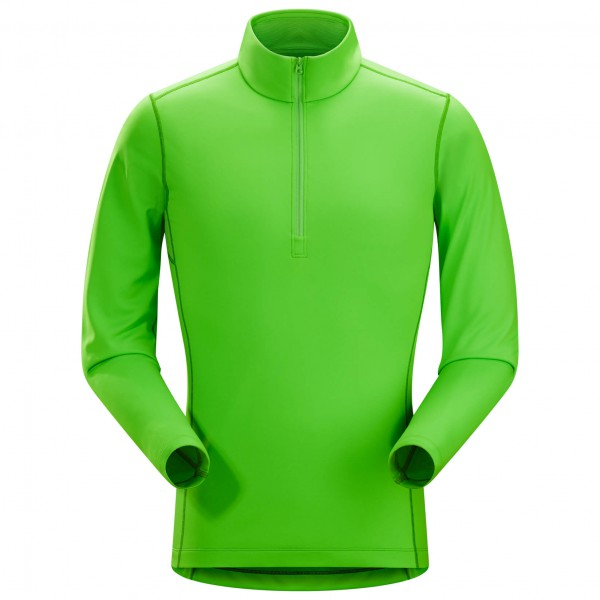 Arc'teryx - Phase AR Zip Neck L/S - Synthetisch ondergoed