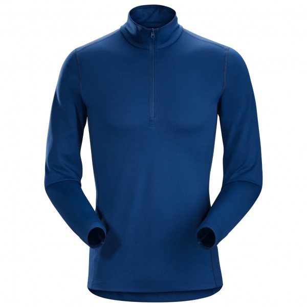 Arc'teryx - Phase AR Zip Neck L/S - Synthetic underwear