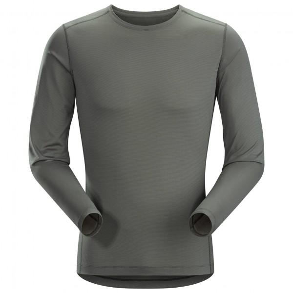 Arc'teryx - Phase SL Crew L/S - Underkläder syntet