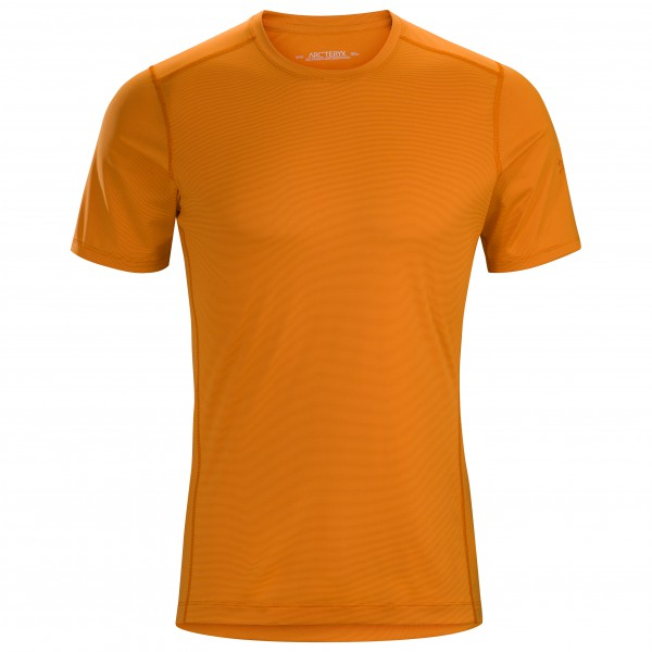 Arc'teryx - Phase SL Crew S/S - Synthetic base layer