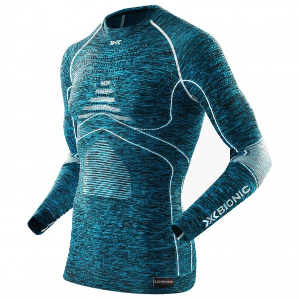 X-Bionic - Accumulator Evo Shirt L/S Round Neck - Manches lo