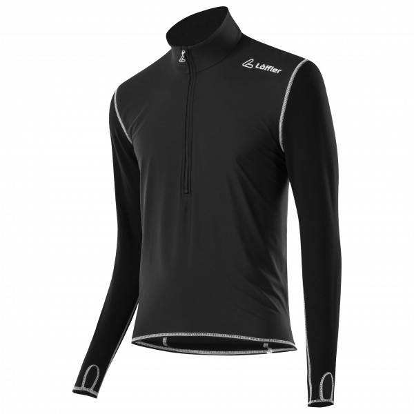 Löffler - Windstopper Pulli Transtex Warm L/S