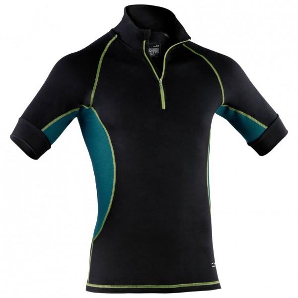Engel Sports - Zip-Shirt - Seidenunterwäsche