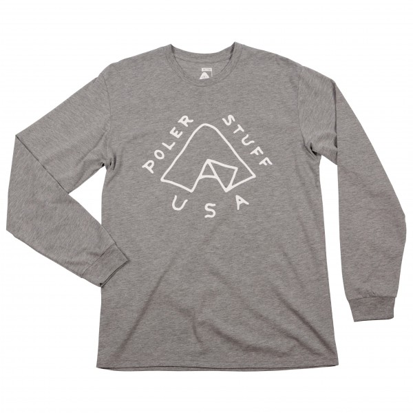Poler - Tent L/S Tee - Long-sleeve