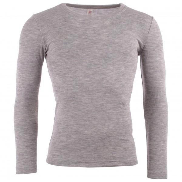 Engel - Shirt L/S - Silkkialusvaatteet