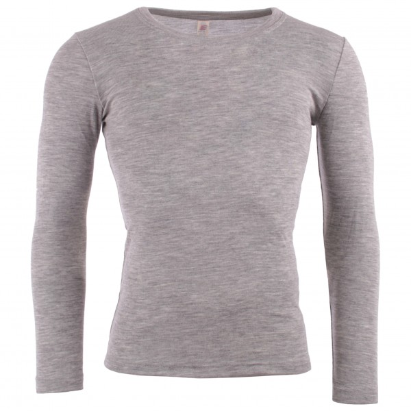 Engel - Shirt L/S - Sous-vêtements en soie