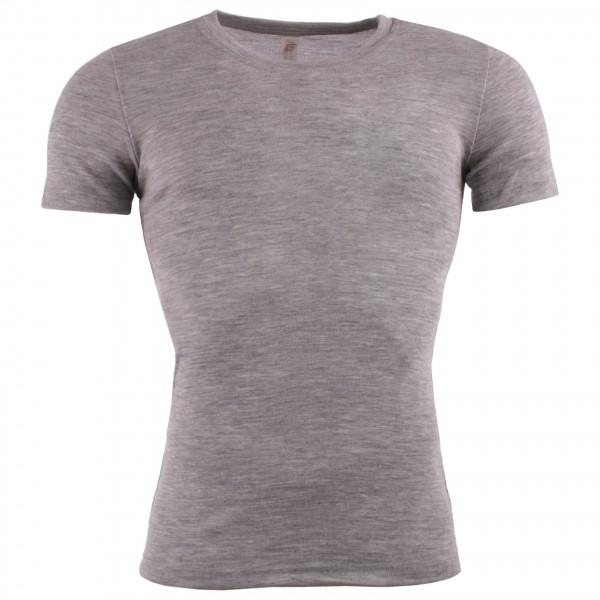 Engel - Shirt S/S - Sous-vêtements en soie