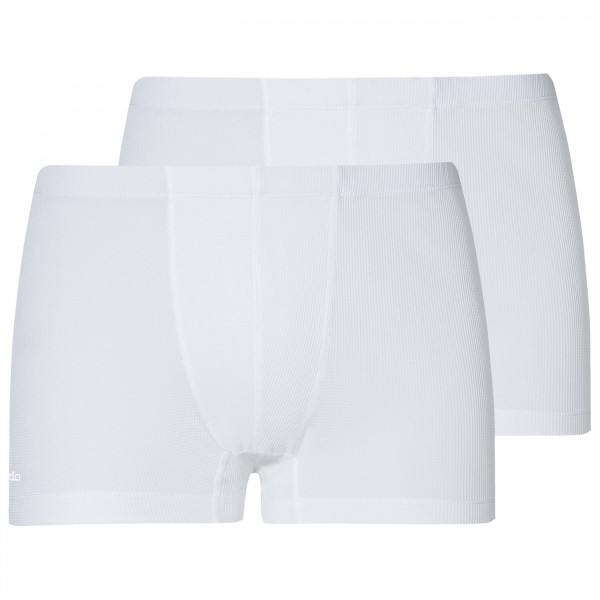 Odlo - Boxer Cubic 2 Pack - Kunstfaserunterwäsche