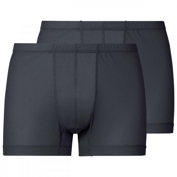 Odlo - Boxer Cubic 2 Pack - Sous-vêtements synthétiques