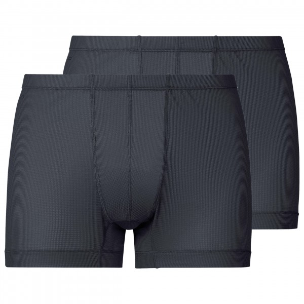 Odlo - Boxer Cubic 2 Pack - Synthetisch ondergoed