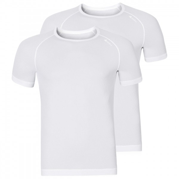 Odlo - Shirt S/S Crew Neck Cubic 2 Pack