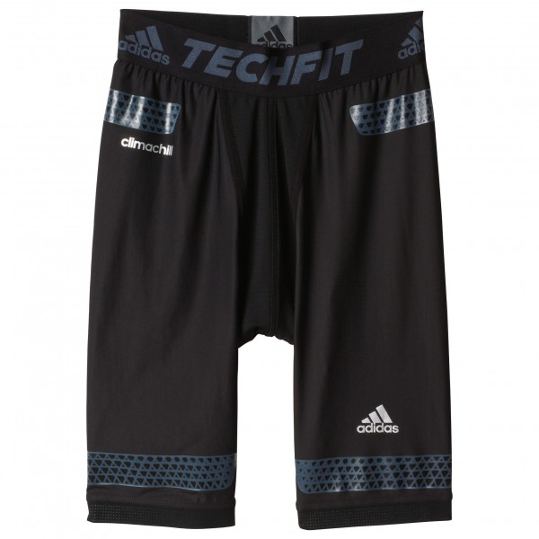 adidas - Techfit Power Short Tights - Compressieondergoed