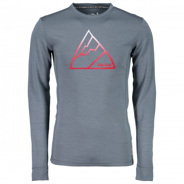 Maloja - AarauM. L/S - Synthetic base layer