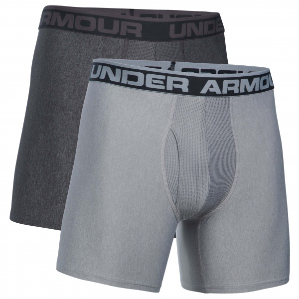Under Armour - O Series 6'' Boxerjock 2-Pack - Synthetic base layer