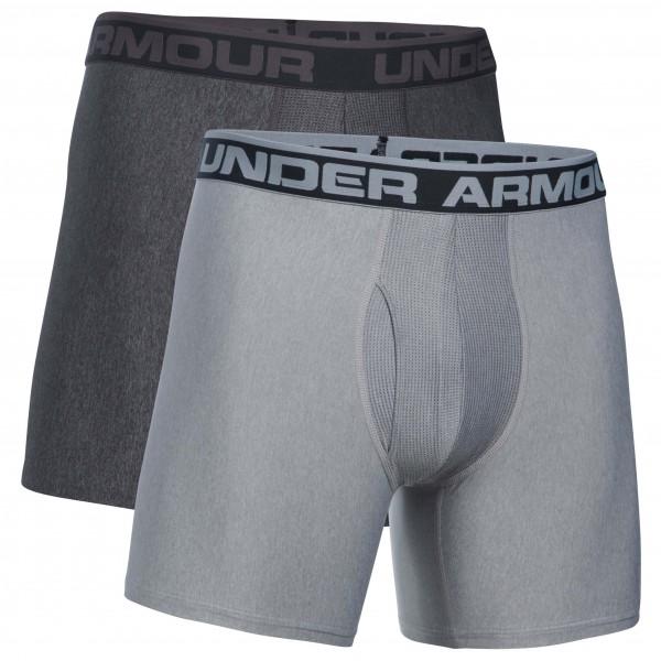 Under Armour - O Series 6'' Boxerjock 2-Pack - Tekokuitualusvaatteet