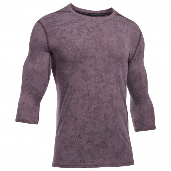 Under Armour - Threadborne Power Sleeve Fitted - Compression base layer