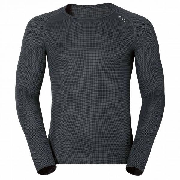 Odlo - Shirt L/S Crew Neck Cubic - Underkläder syntet