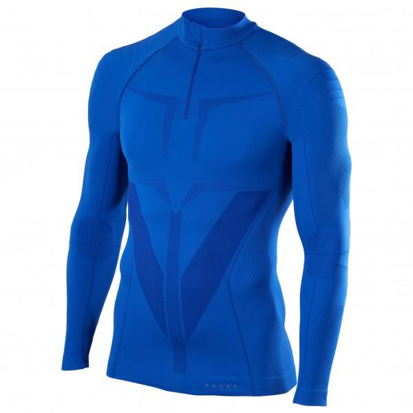 Falke - Warm Zip Shirt Tight Fit - Syntetisk undertøj
