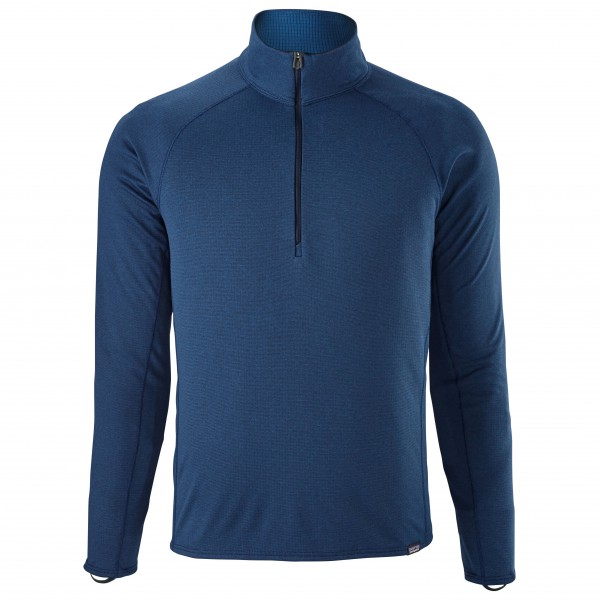 Patagonia - Capilene Midweight Zip Neck - Syntetisk undertøj