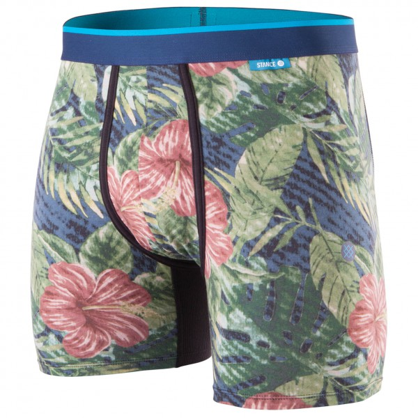 Stance - Jungle Floral Wholester - Underkläder syntet