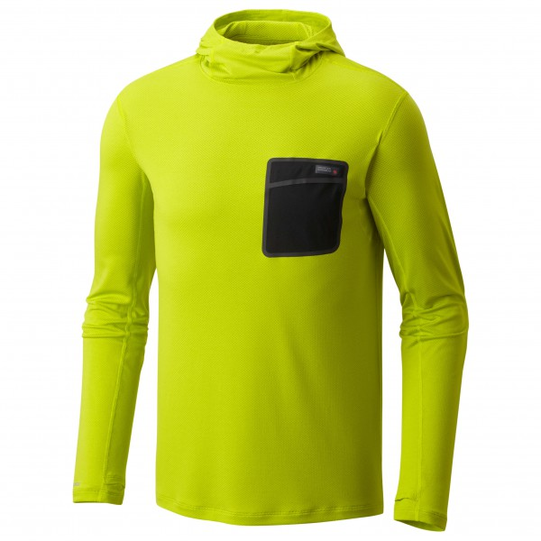 Mountain Hardwear - Metonic Long Sleeve Hoody