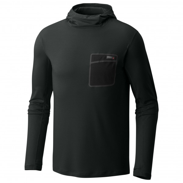 Mountain Hardwear - Metonic Long Sleeve Hoody - Maglia a man
