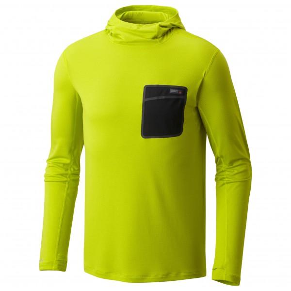 Mountain Hardwear - Metonic Long Sleeve Hoody - Longsleeve