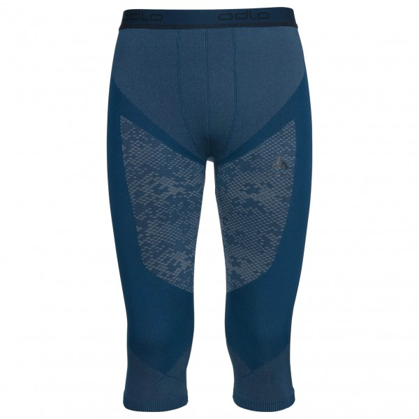 Odlo - Pants 3/4 Blackcomb Evolution Warm - Leggingsit