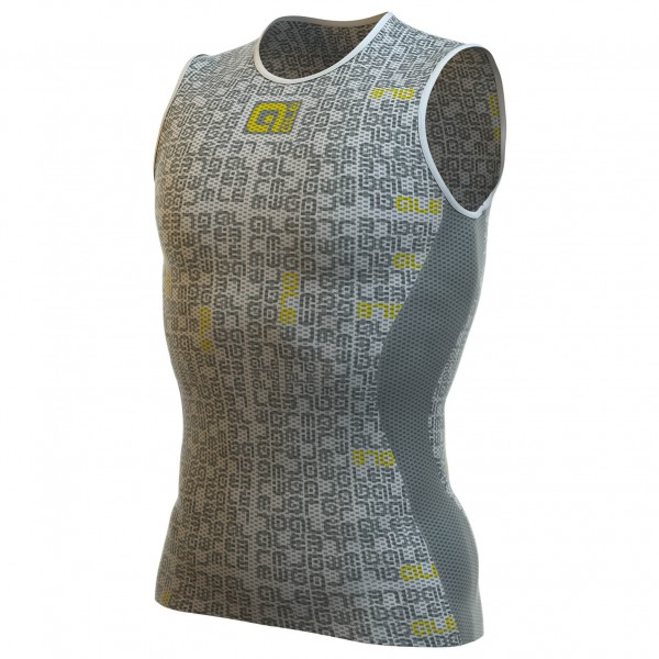 Alé - Sleeveless Baselayer Intimo Velo Active - Camiseta interior de ciclismo