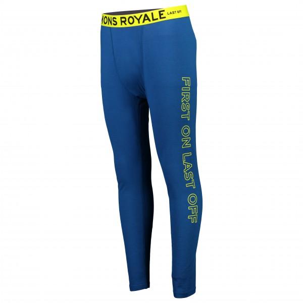 Mons Royale - Double Barrel Legging - Lange Unterhose