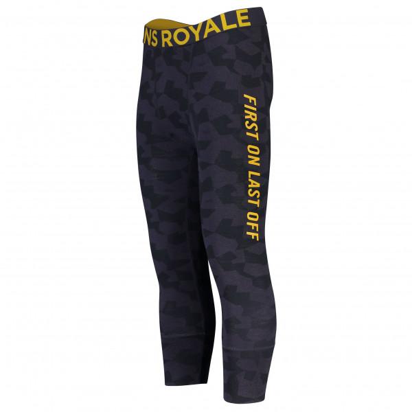 Mons Royale - Shaun-Off 3/4 Legging - Pantalón interior largo