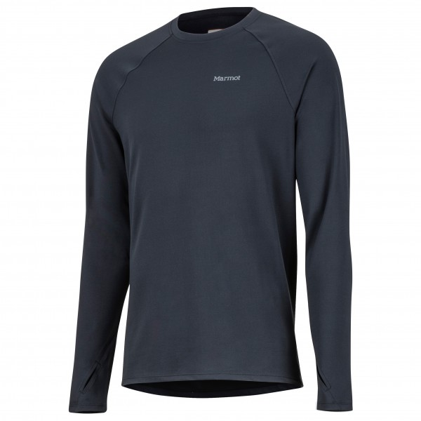 Marmot - Midweight Harrier L/S Crew - Synthetic base layer