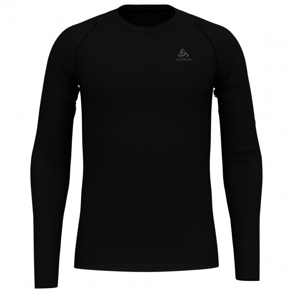 Odlo - Suw Top Crew Neck L/S Active F-Dry Light - Tekokuitualusvaatteet
