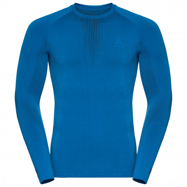 Odlo - Suw Top Crew Neck L/S Performance Warm - Underkläder syntet