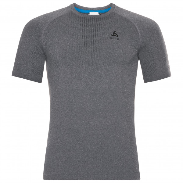 Odlo - Suw Top Crew Neck S/S Performance Warm - Underkläder syntet