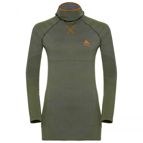 Odlo - Suw Top With Facemask L /S Performance - Synthetic base layer
