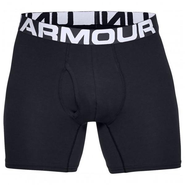 Under Armour - Charged Cotton 6'' 3 Pack - Alltagsunterwäsche