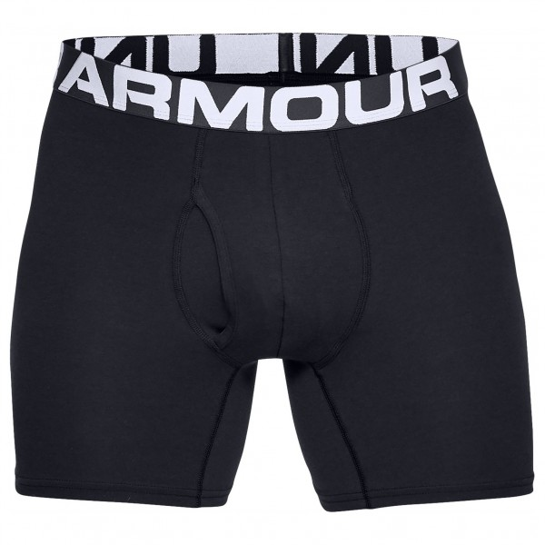Under Armour - Charged Cotton 6'' 3 Pack - Perusalusvaatteet