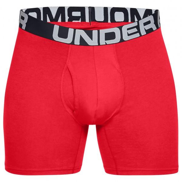 Under Armour - Charged Cotton 6'' 3 Pack - Underkläder