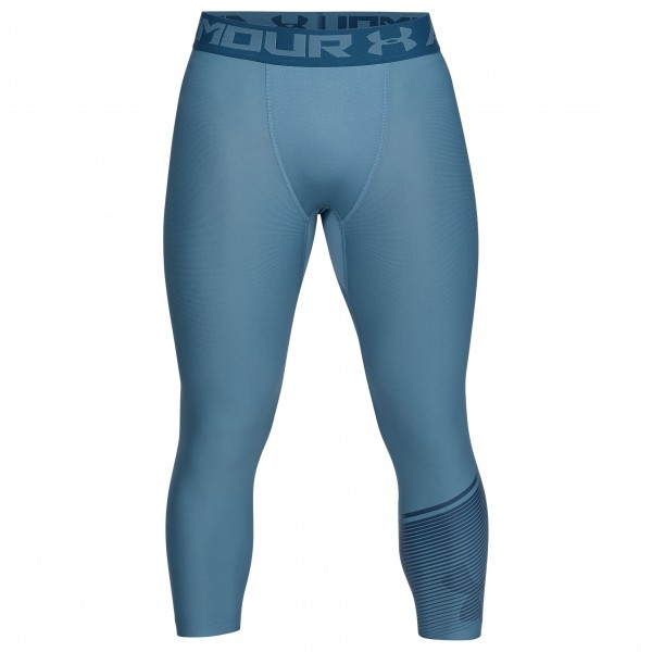 Under Armour - HeatGear Armour 3/4 Leg Nov - Kompressioalusasut