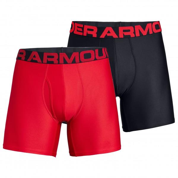 Under Armour - Tech 6'' 2 Pack - Alltagsunterwäsche