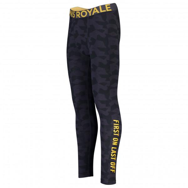 Mons Royale - Double Barrel Legging - Pitkät alushousut