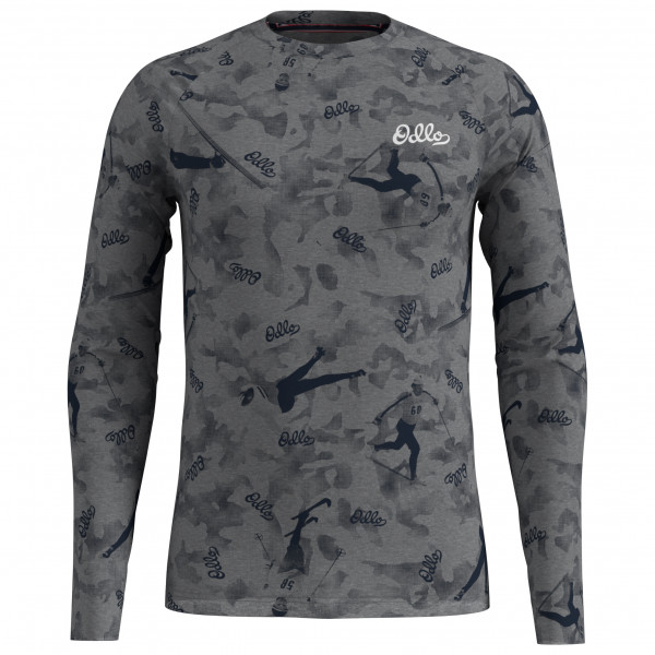 Odlo - BL Top Crew Neck L/S Active Warm Originals - Ski underwear